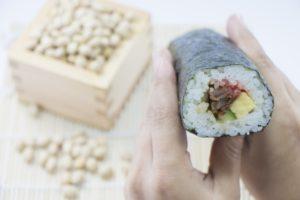 恵方巻食べ方ルール