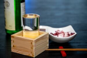 日本酒盛りこぼし・もっきり