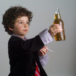 ノンアルは子供でも飲める?買える?