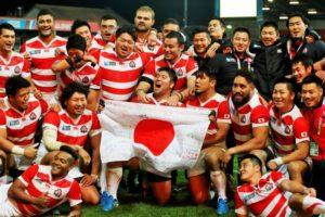 ラグビー日本代表 外国人