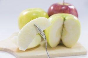りんご・食感・栄養
