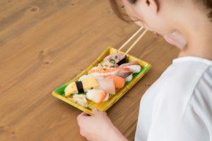 お寿司の消費期限・賞味期限