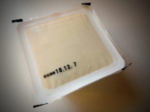 豆腐・賞味期限・消費期限