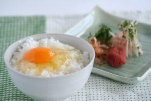 卵かけご飯のいい点