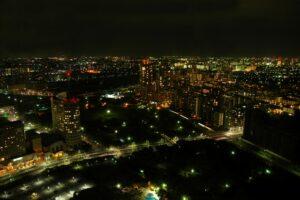 高層階・眺望・夜景