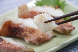 赤魚の粕漬け焼き