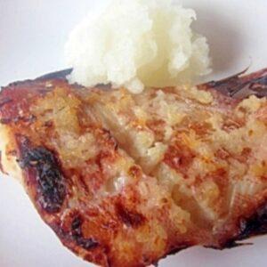 赤魚の塩麹漬け焼き