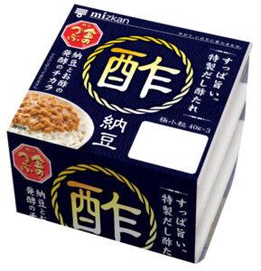 ミツカン 金のつぶ 酢納豆