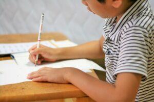 鉛筆・筆圧