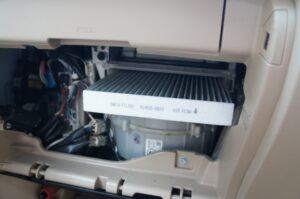 エアコンフィルター掃除・交換